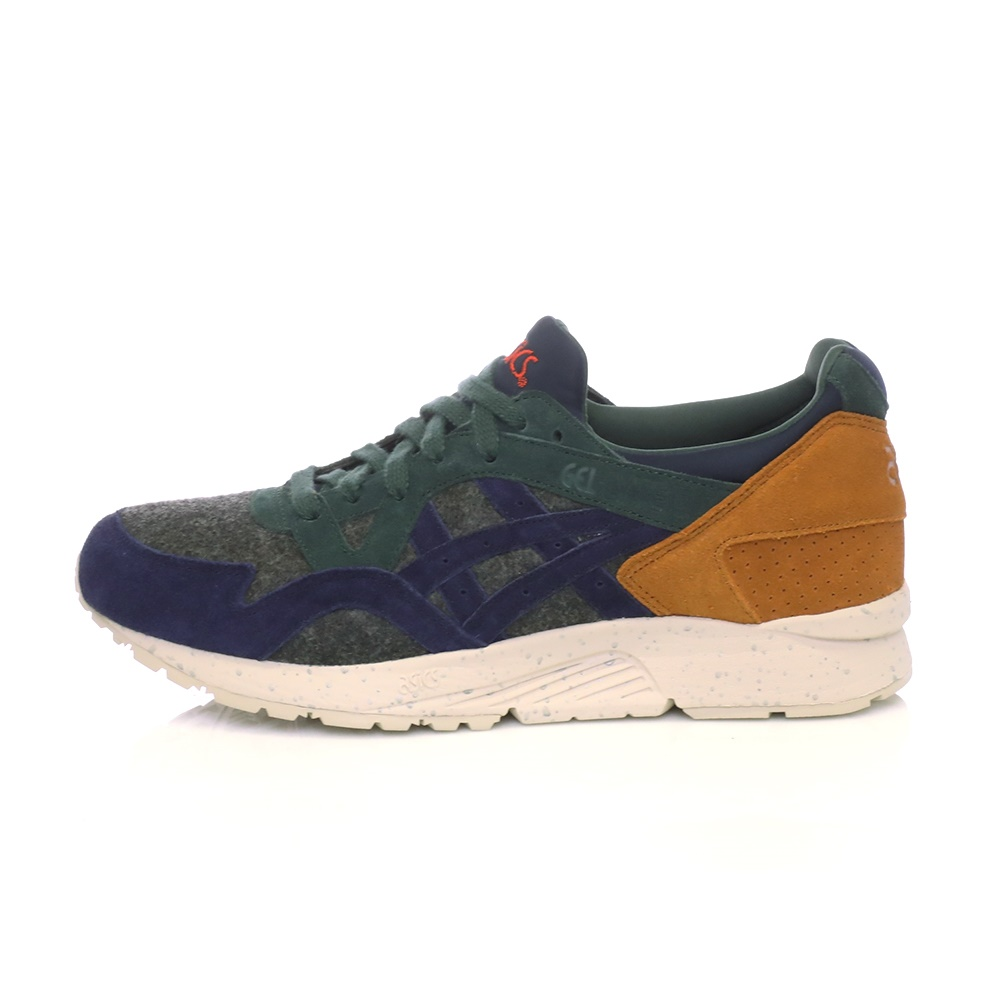 47348b59820 ASICS – Ανδρικά αθλητικά παπούτσια ASICS GEL-LYTE V DARK γκρι-πράσινα-μπλε