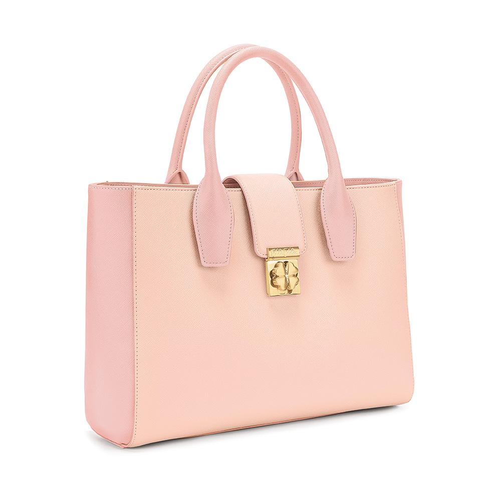 FOLLI FOLLIE – Γυναικεία τσάντα ώμου FOLLI FOLLIE ροζ 1622273.0-0000 72 77f938bc806