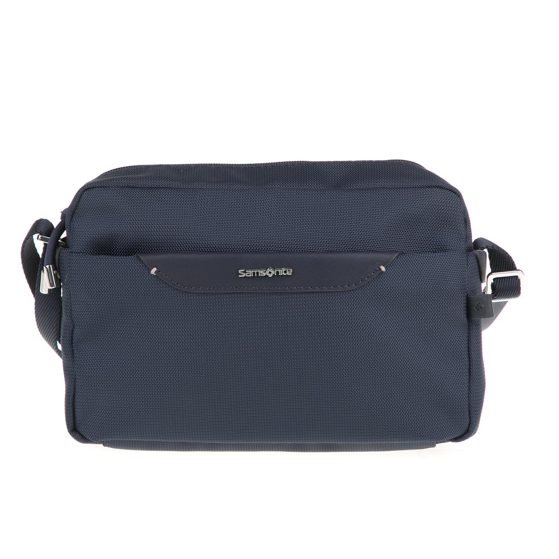 c5e630b0fd SAMSONITE - Γυναικεία τσάντα χιαστί CASUAL 2.0 SAMSONITE μπλε