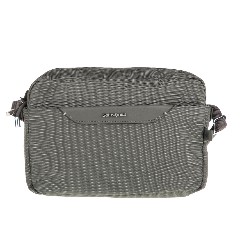 8fa2d5bb36 SAMSONITE - Γυναικεία τσάντα χιαστί CASUAL 2.0 SAMSONITE πράσινη