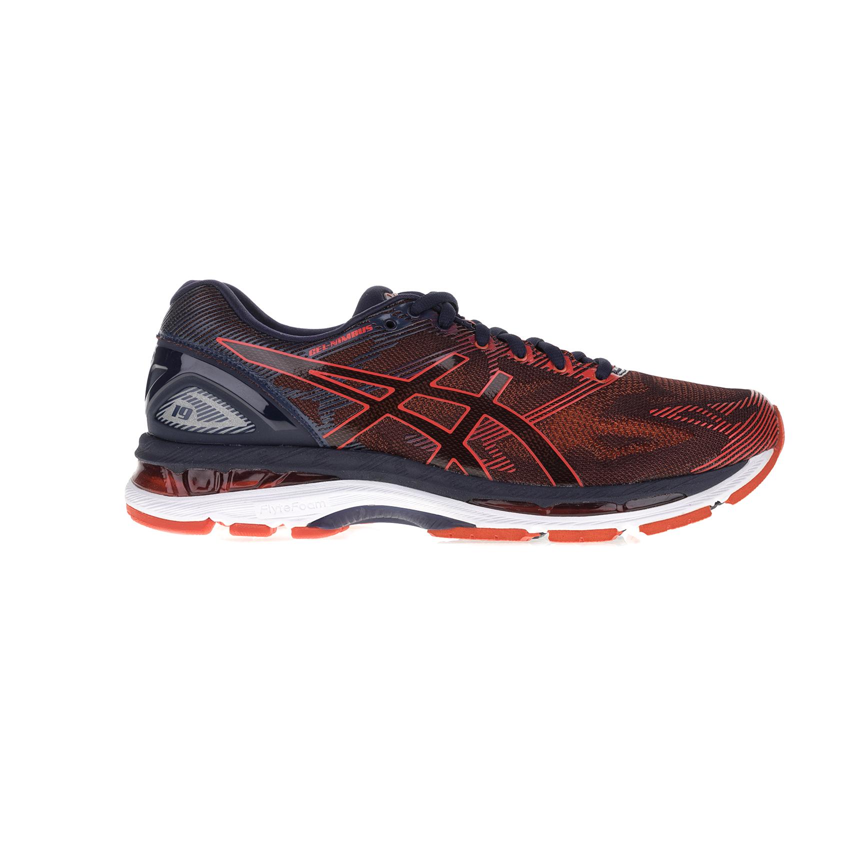 ASICS - Ανδρικά παπούτσια ASICS GEL-NIMBUS 19 πορτοκαλί ανδρικά παπούτσια αθλητικά running
