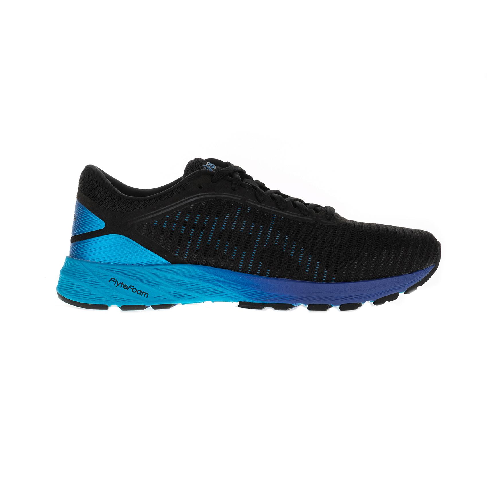 ASICS - Ανδρικά παπούτσια ASICS DynaFlyte 2 μάυρα-μπλε ανδρικά παπούτσια αθλητικά running