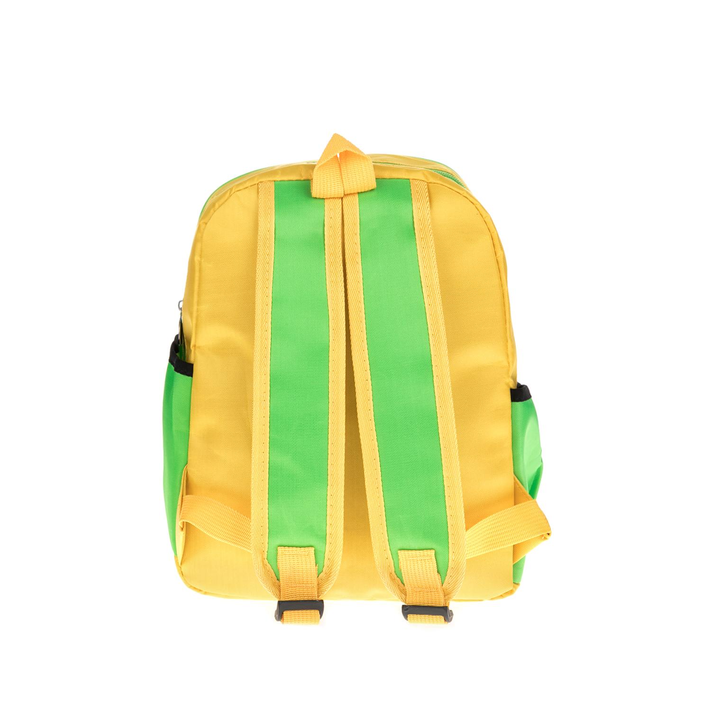6e99f3f9103 MOOD MAKERS - Τσάντα πλάτης Mood Makers πράσινη-κίτρινη, ΠΑΙΔΙ | ΑΞΕΣΟΥΑΡ |  ΤΣΑΝΤΕΣ