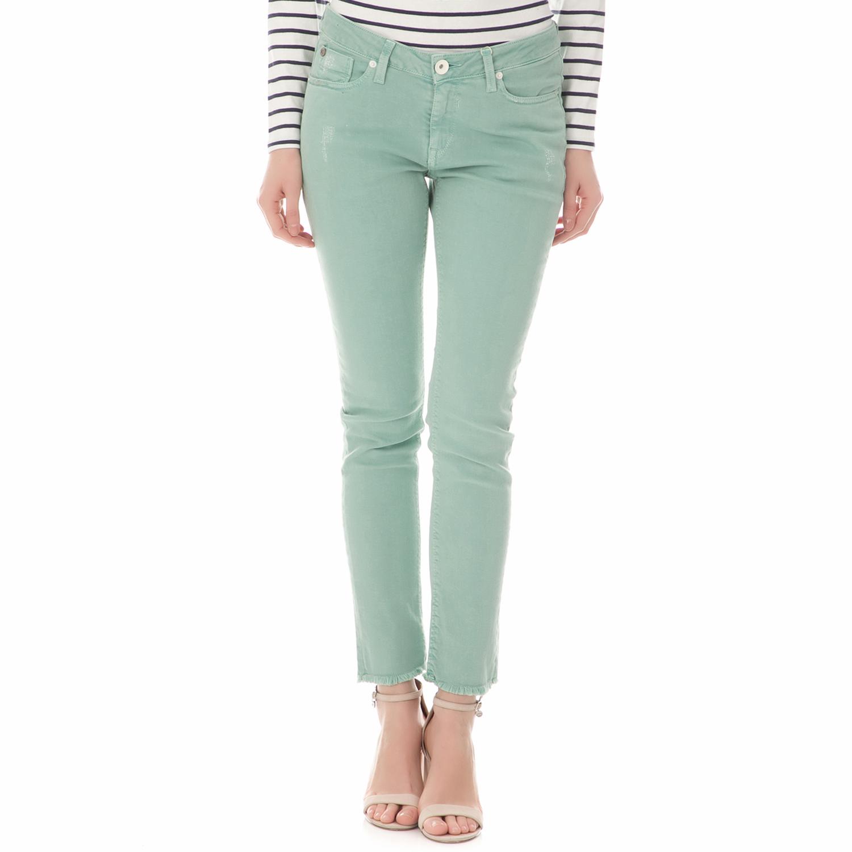 e341344ee62 GARCIA JEANS - Γυναικείο τζιν παντελόνι RACHELLE GARCIA JEANS πράσινο