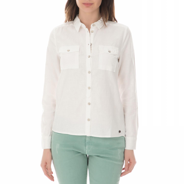 GARCIA JEANS - Γυναικείο μακρυμάνικο πουκάμισο GARCIA JEANS ...