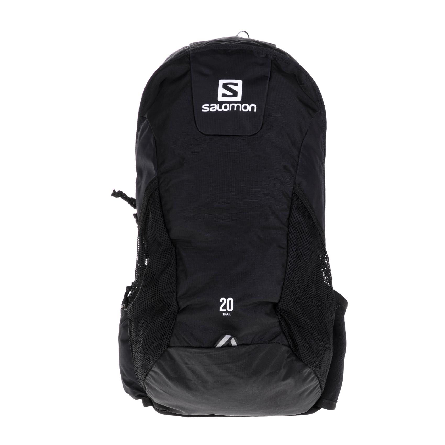 SALOMON - Σακίδιο πλάτης SALOMON PACKS BAG TRAIL 20 B μαύρο γυναικεία αξεσουάρ τσάντες σακίδια πλάτης