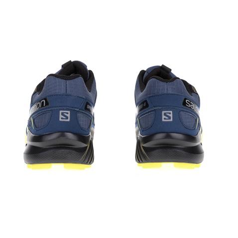 SALOMON-Ανδρικά παπούτσια TRAIL RUNNING SHOES SPEEDCROS SALOMON μπλε-κίτρινα