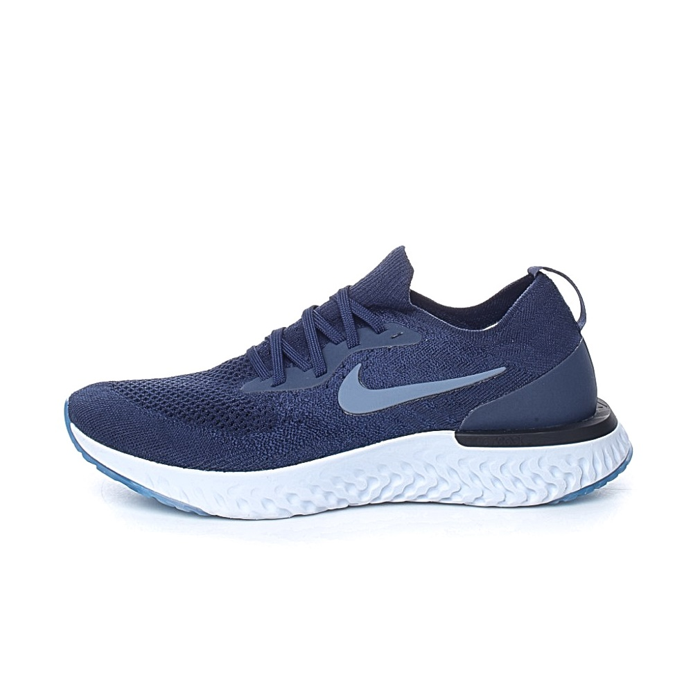 NIKE – Ανδρικά αθλητικά παπούτσια NIKE EPIC REACT FLYKNIT μπλε