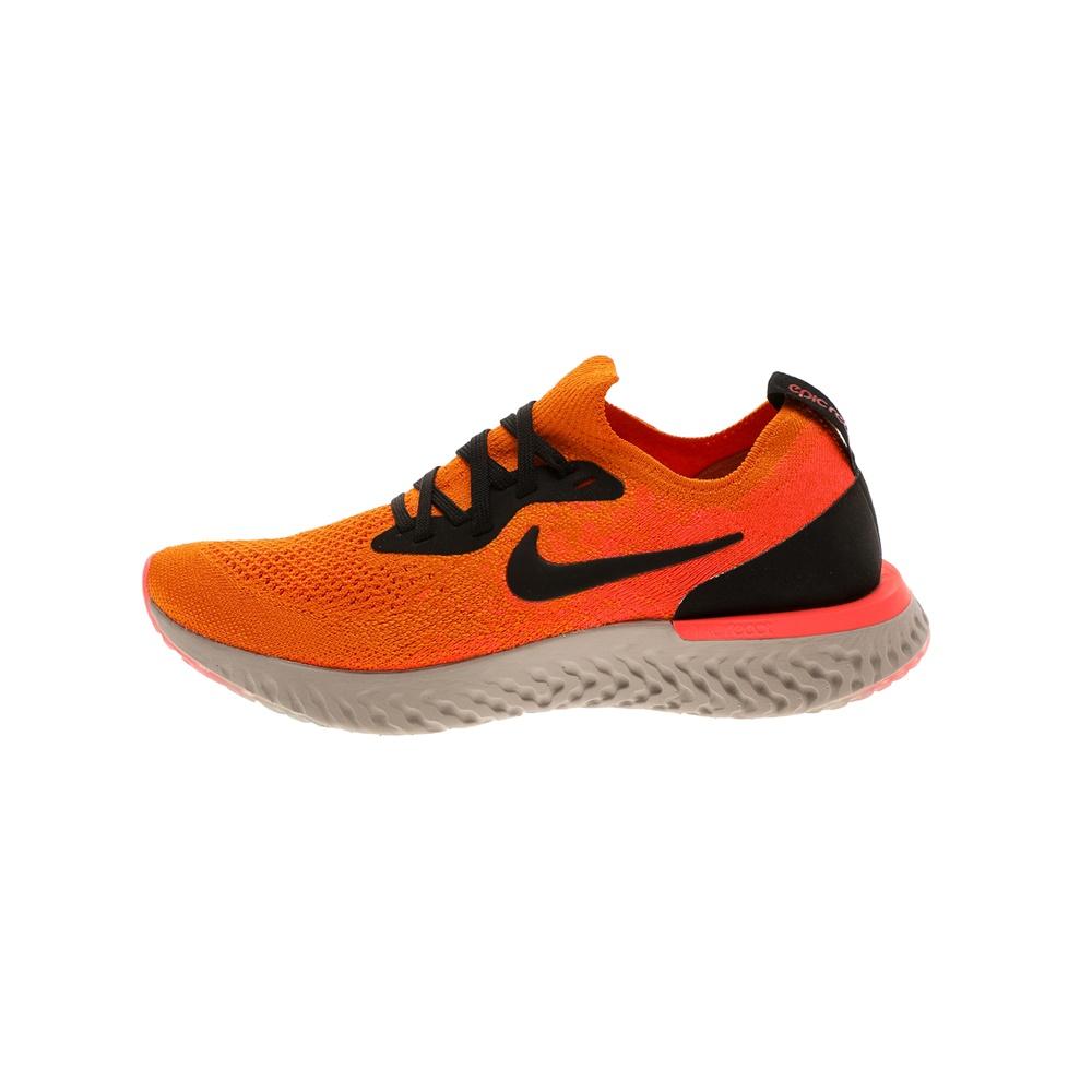 NIKE – Γυναικεία παπούτσια NIKE EPIC REACT FLYKNIT πορτοκαλί