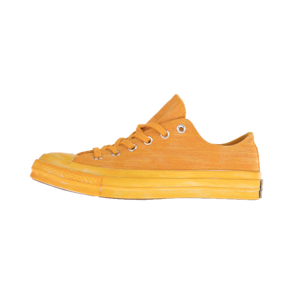 CONVERSE – Unisex παπούτσια CONVERSE CHUCK TAYLOR ALL STAR 1970s OX κίτρινα