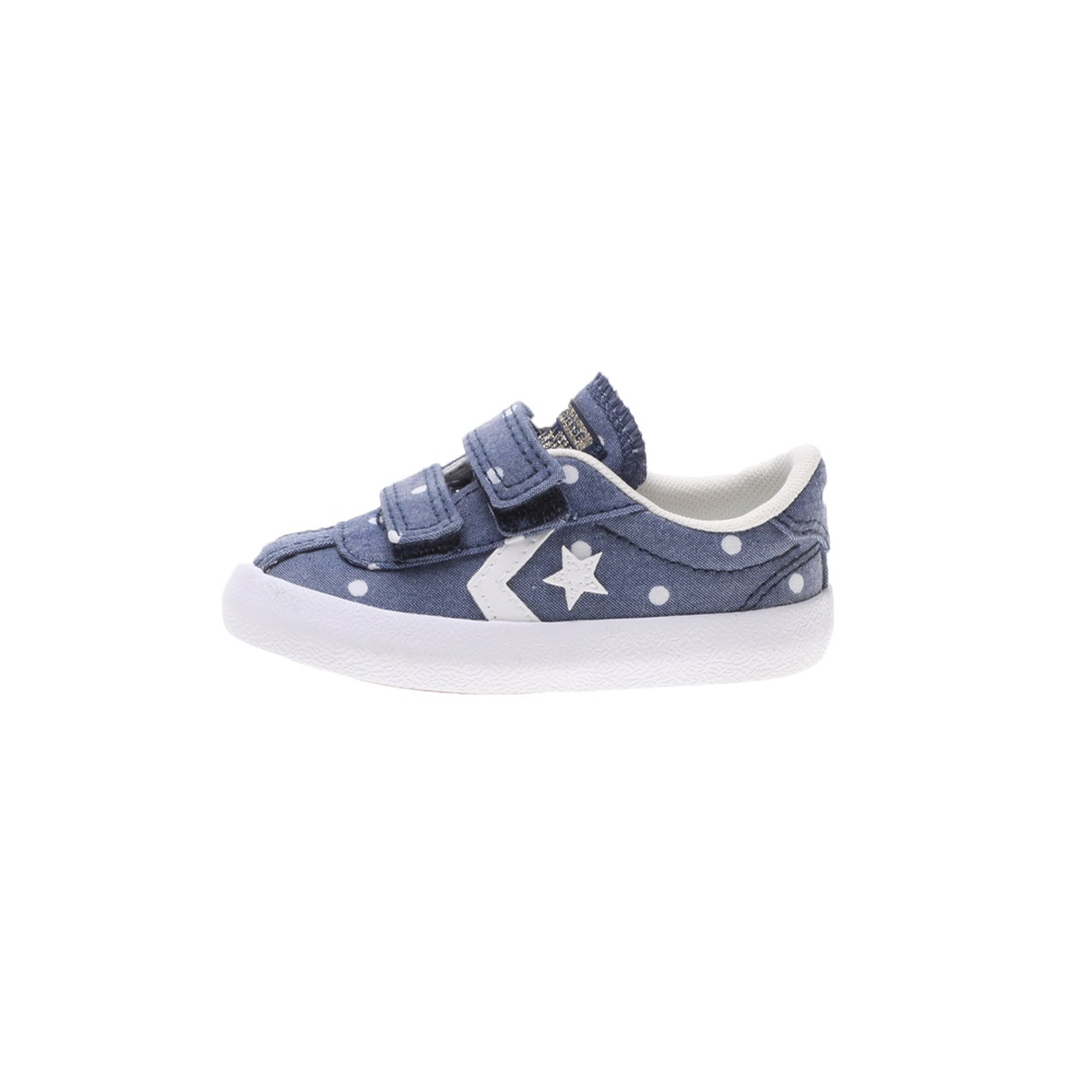 CONVERSE – Βρεφικά sneakers CONVERSE Breakpoint 2V Ox μπλε λευκά