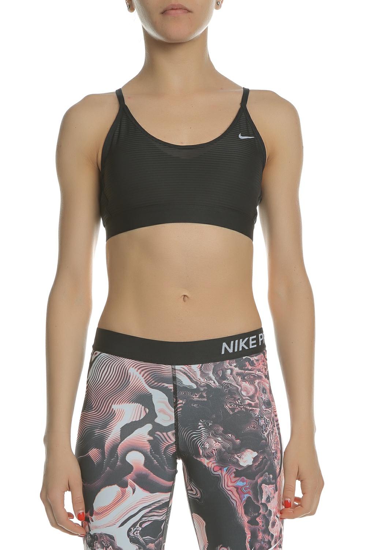 NIKE - Γυναικείο αθλητικό μπουστάκι NIKE INDY COOLING BRA μαύρο