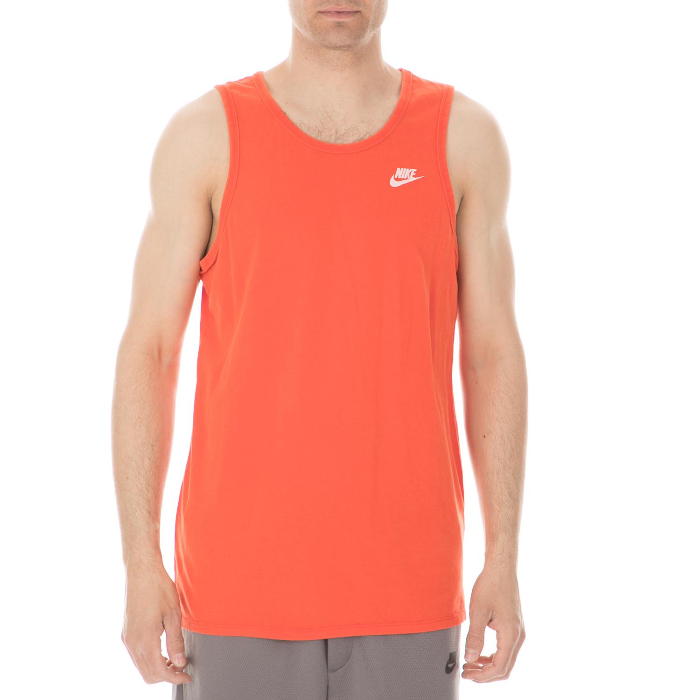 cef543a8a735 NIKE - Ανδρική αμάνικη μπλούζα NIKE SW TANK WASH PACK κόκκινη