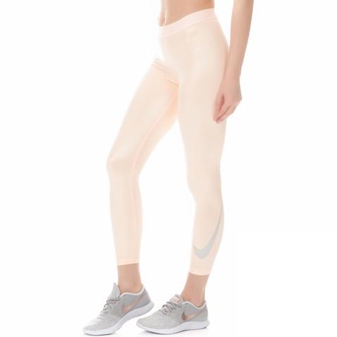 fbad47ca69cf Γυναικείο κολάν Nike Pro CROP TGHT 7 8 RISE σομόν (1625344.1-4949 ...