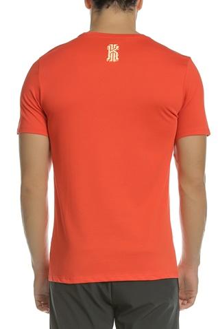 NIKE-Ανδρική κοντομάνικη μπλούζα NIKE DRY TEE KI FEAR IS NOT κόκκινη
