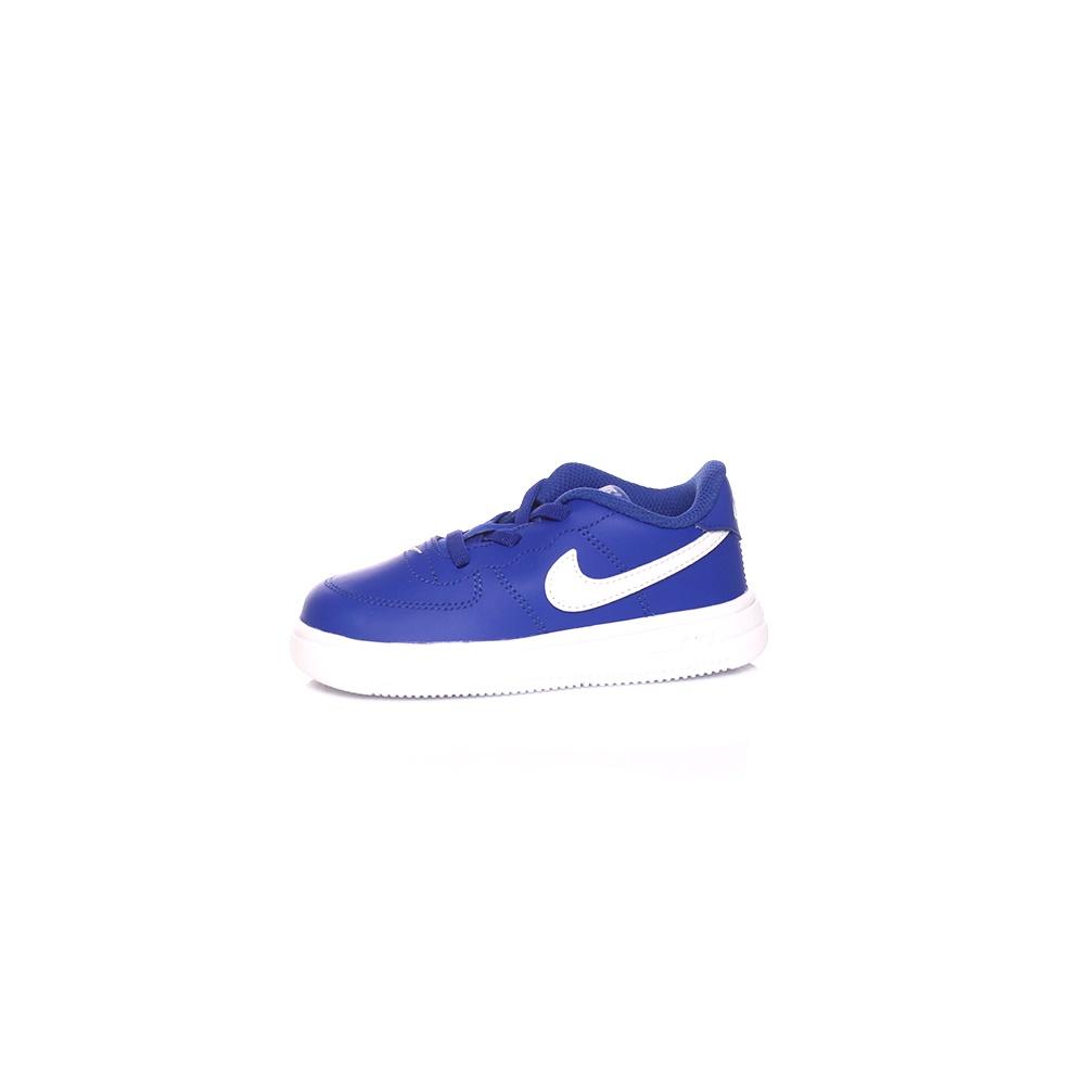 NIKE – Βρεφικά παπούτσια NIKE FORCE 1 '18 (TD) μπλε-λευκά