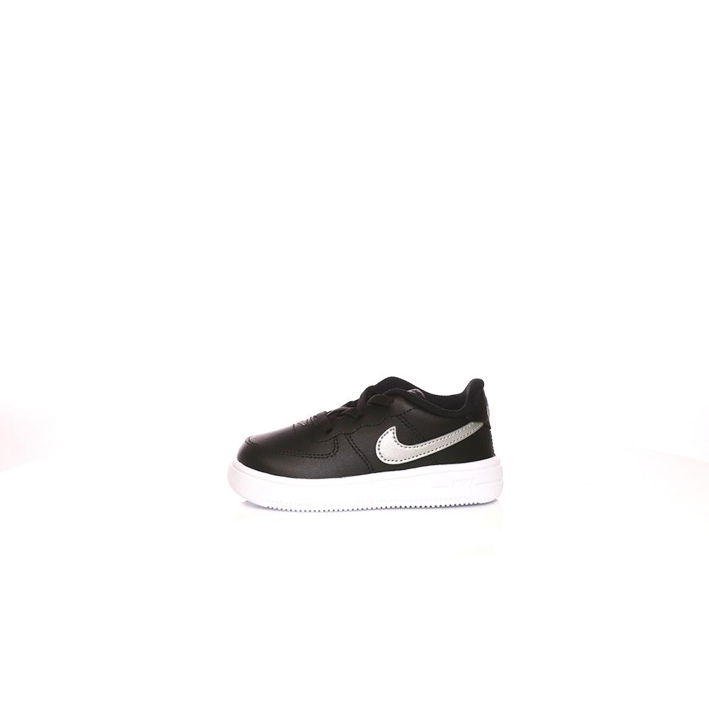 NIKE – Βρεφικά παπούτσια FORCE 1 '18 (TD) μαύρα