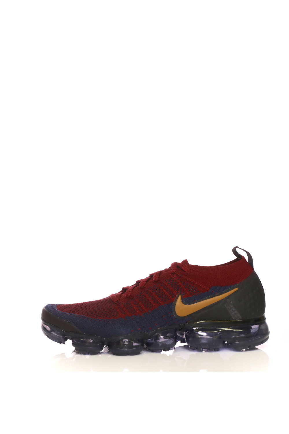 39b54e57782 -30% Factory Outlet NIKE – Ανδρικά παπούτσια NIKE AIR VAPORMAX FLYKNIT 2  μπορντό