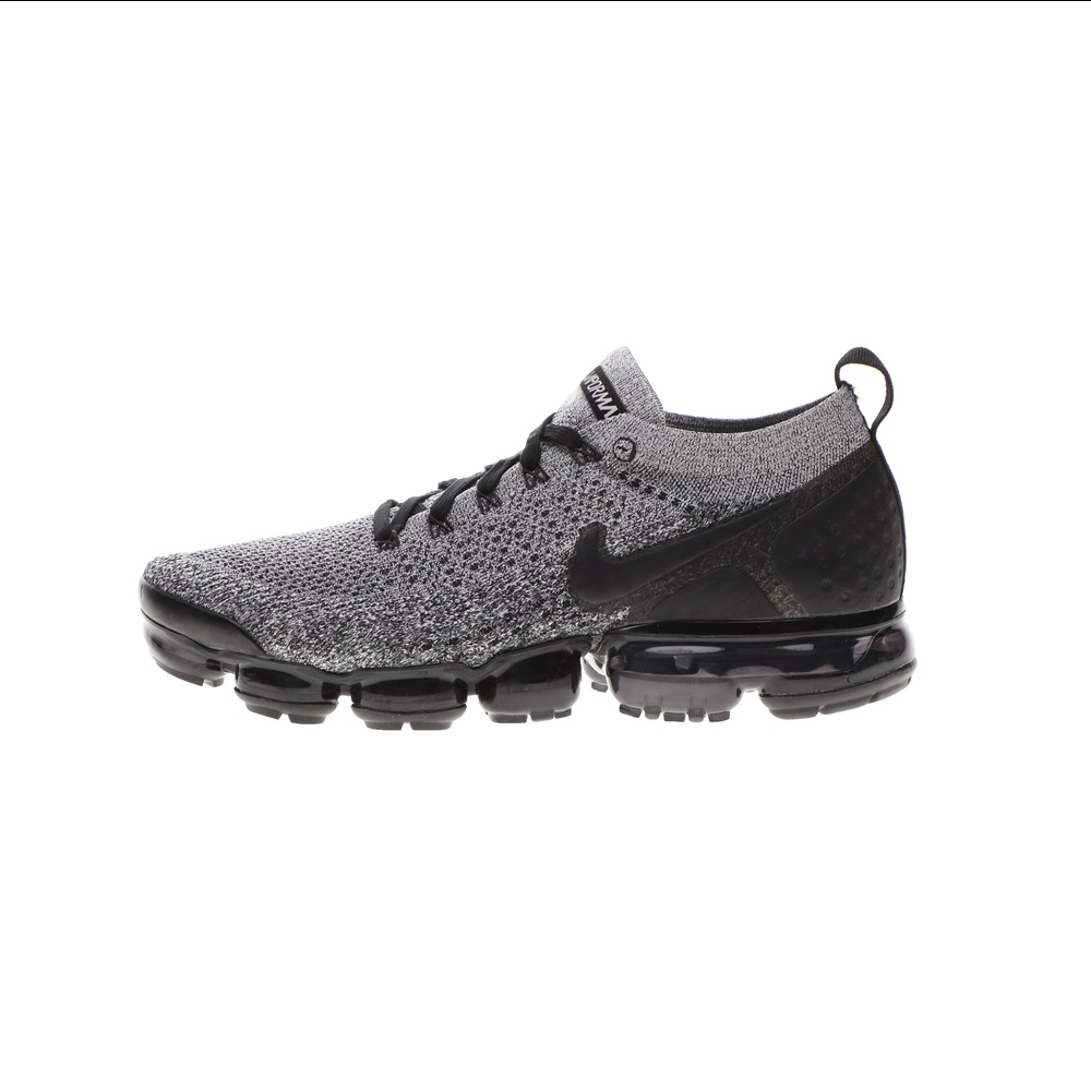 NIKE – Ανδρικά παπούτσια running NIKE AIR VAPORMAX FLYKNIT 2 γκρι μαύρα