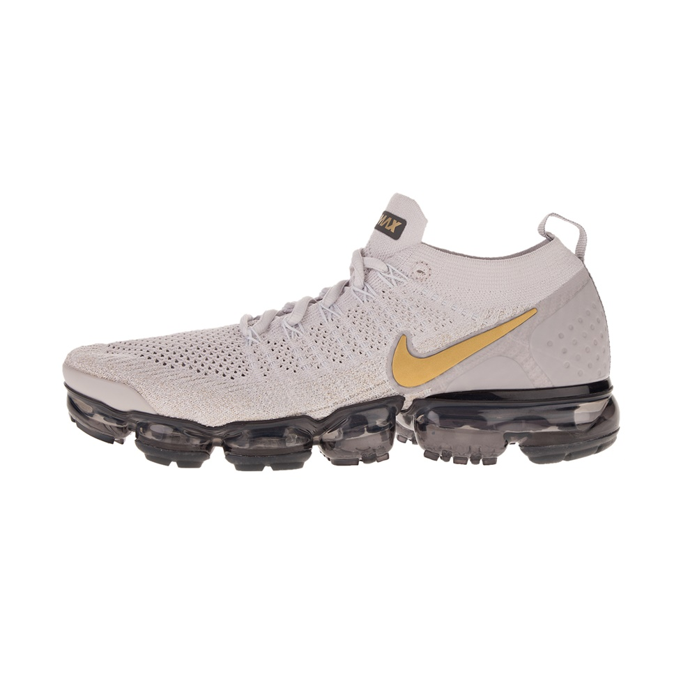 NIKE – Γυναικεία παπούτσια running NIKE AIR VAPORMAX FLYKNIT 2 καφέ γκρι