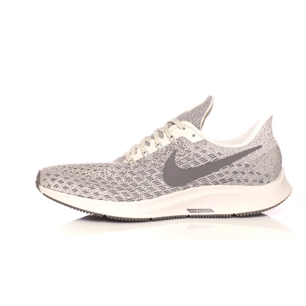 NIKE – Γυναικεία παπούτσια running NIKE AIR ZOOM PEGASUS 35 μπεζ-γκρι