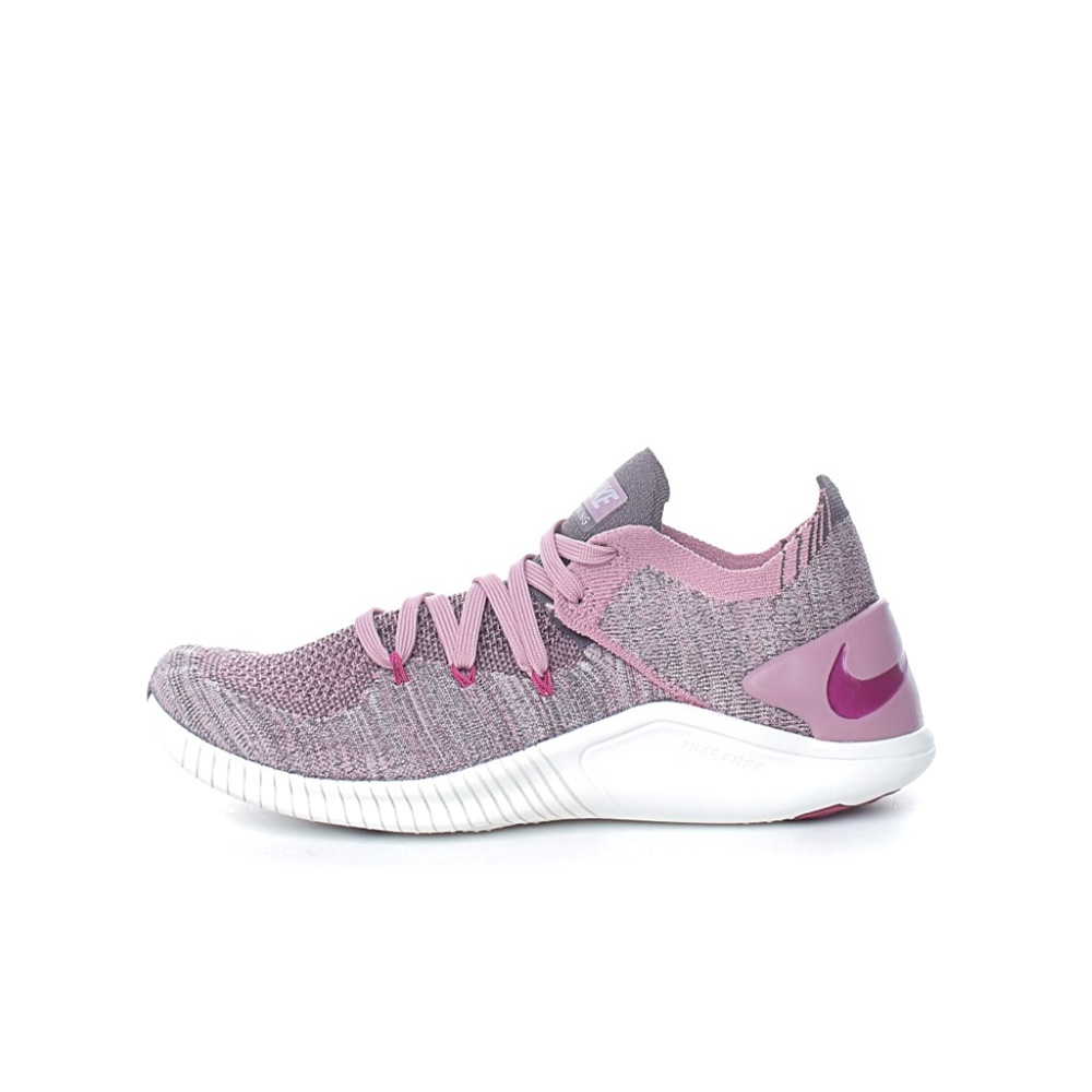 NIKE – Γυναικεία αθλητικά παπούτσια NIKE FREE TR FLYKNIT 3 μοβ