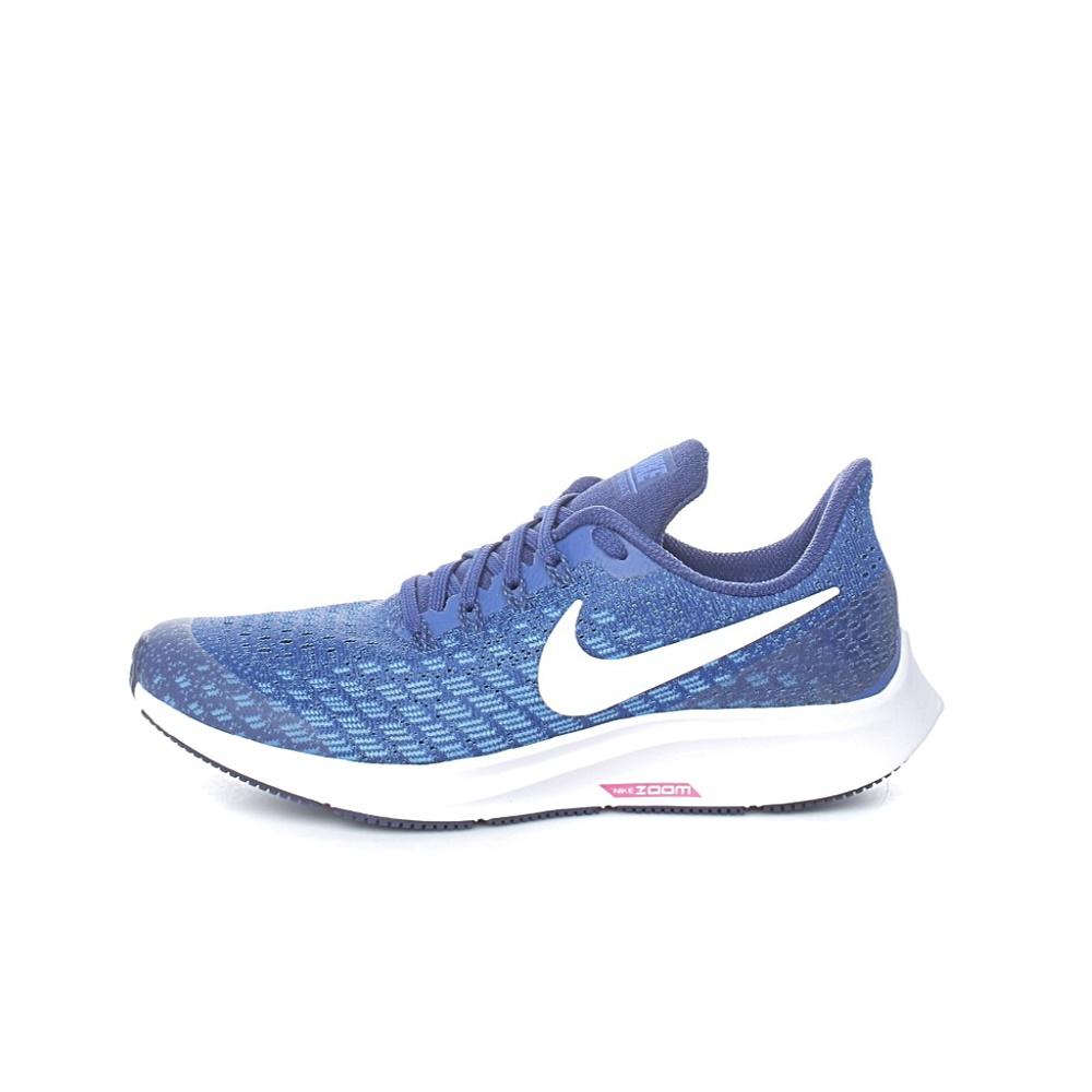 NIKE – Αγορίστικα παπούτσια running NIKE AIR ZOOM PEGASUS 35 (GS) μπλε