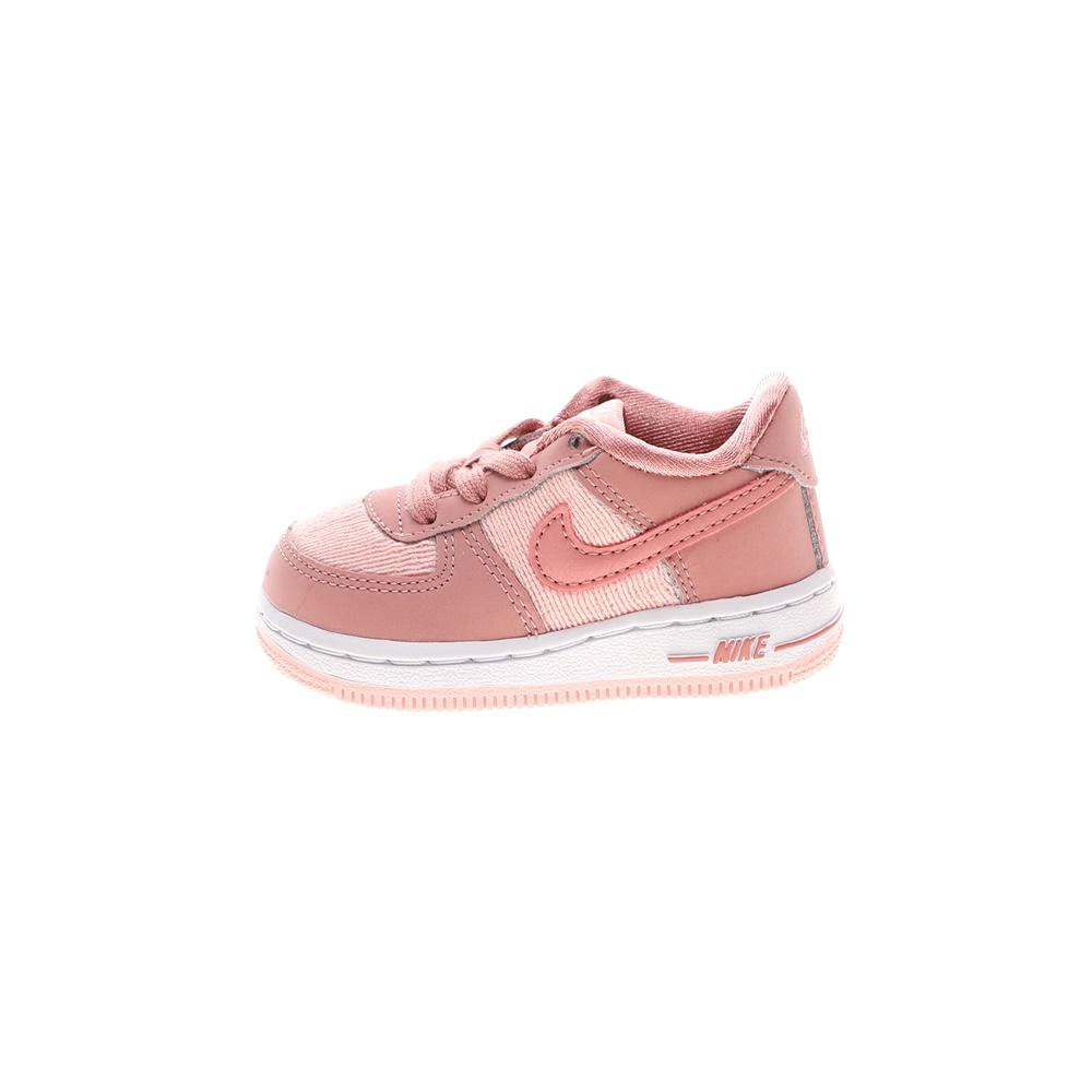 NIKE – Παιδικά παπούτσια NIKE FORCE 1 LV8 (TD) ροζ