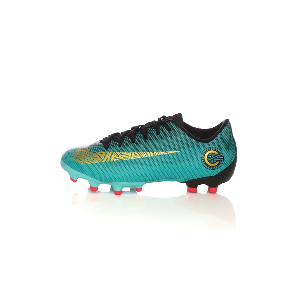 NIKE – Παιδικά ποδοσφαιρικά παπούτσια NIKE JR VPR 12 ACADEMY GS CR7 FG/MG πράσινα
