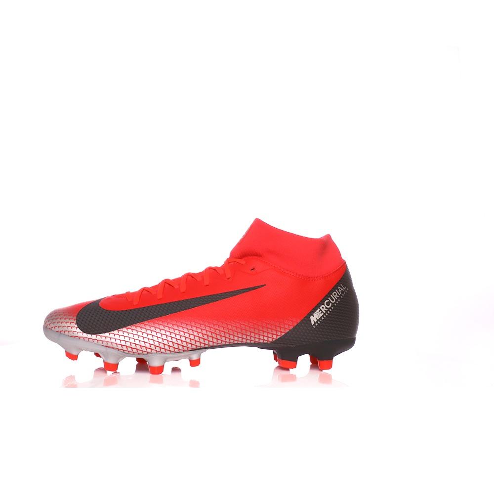 NIKE – Unisex ποδοσφαιρικά παπούτσια SUPERFLY 6 ACADEMY CR7 FG/MG κόκκινα