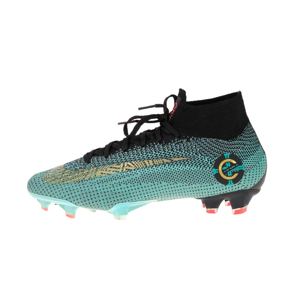 NIKE – Unisex παπούτσια ποδοσφαίρου SUPERFLY 6 ACADEMY CR7 FG πράσινα