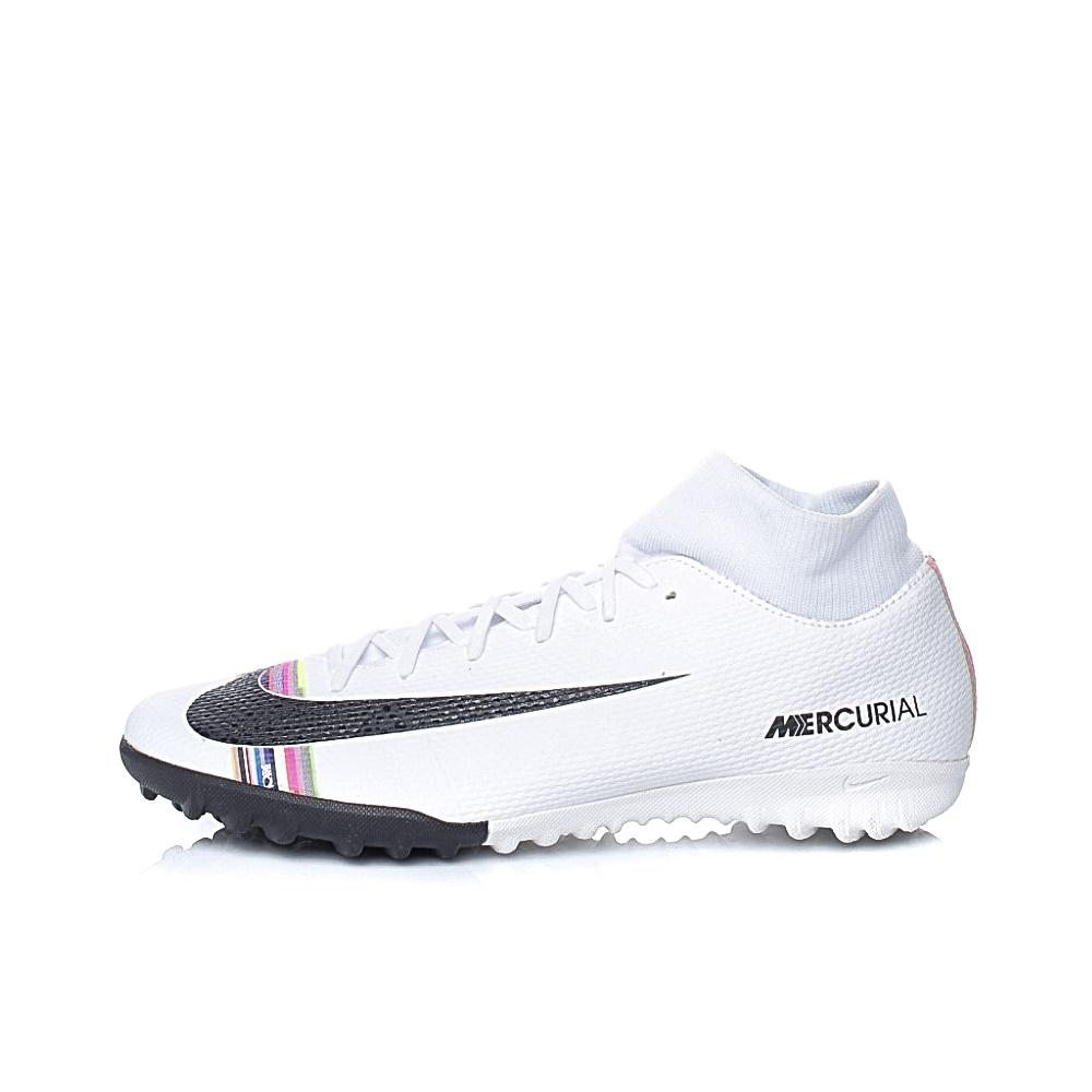 NIKE – Ανδρικά ποδοσφαιρικά παπούτσια NIKE CR7 SuperflyX 6 Academy (TF) λευκά