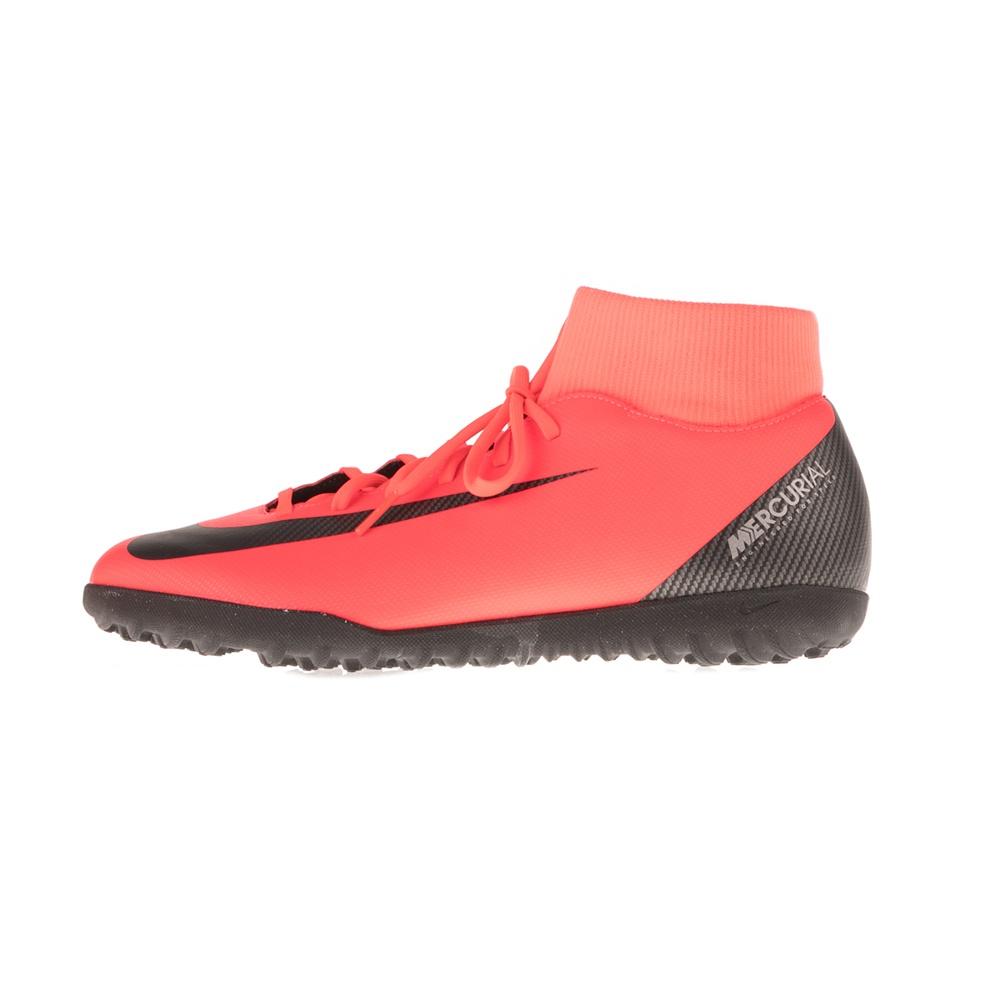 NIKE – Ανδρικά ποδοσφαιρικά παπούτσια NIKE CR7 SuperflyX 6 Club (TF) κόκκινα μαύρα
