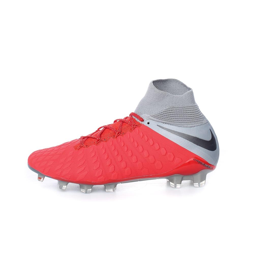 NIKE – Ανδρικά παπούτσια ποδοσφαίρου HYPERVENOM 3 ELITE DF FG κόκκινα