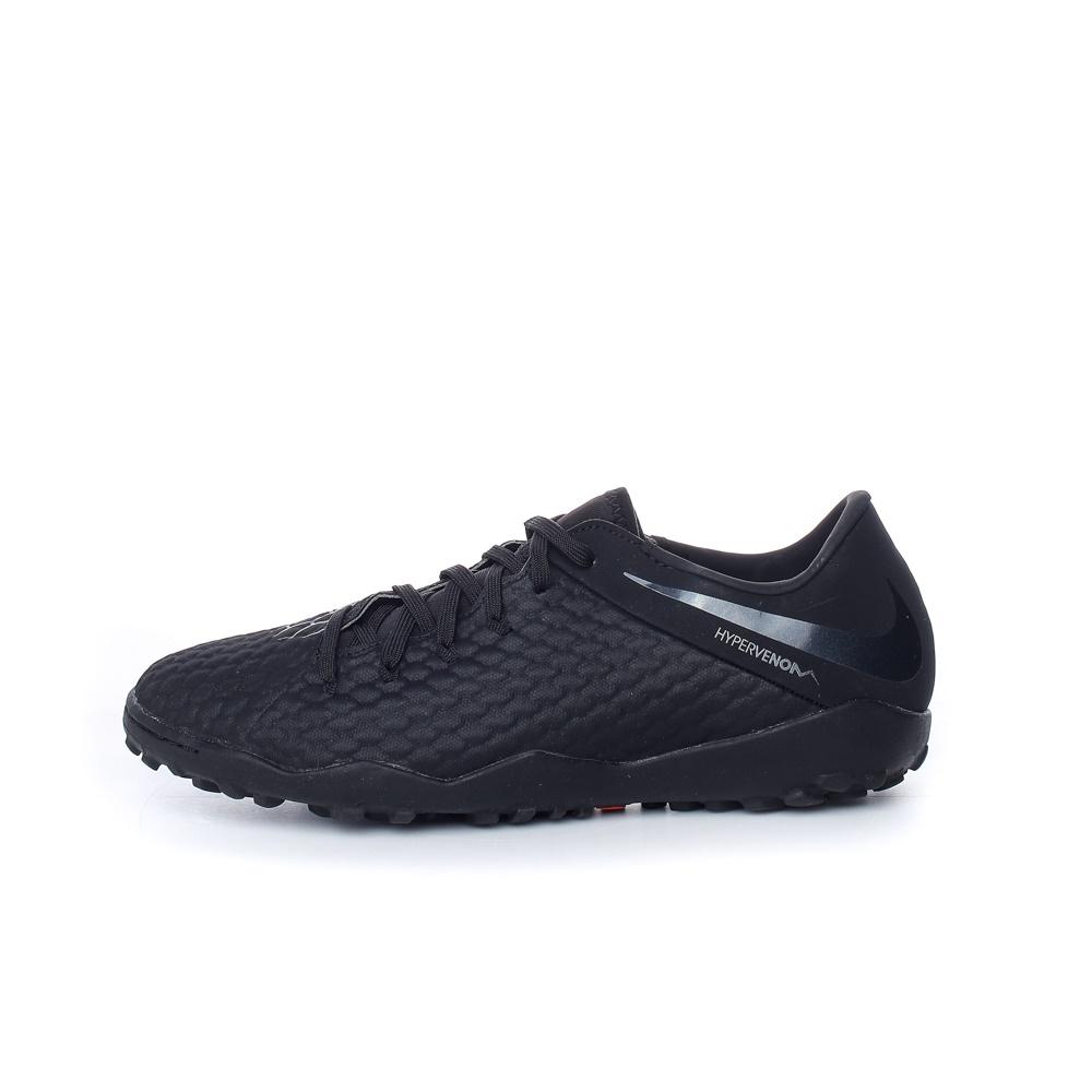 NIKE – Ανδρικά παπούτσια HYPERVENOM 3 ACADEMY TF μαύρα
