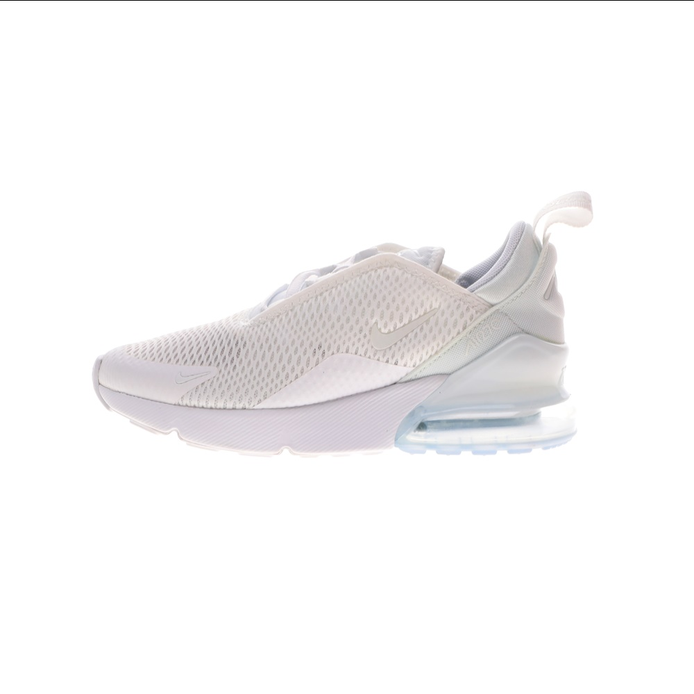 NIKE – Παιδικά αθλητικά παπούτσια NIKE AIR MAX 270 (PS) λευκά