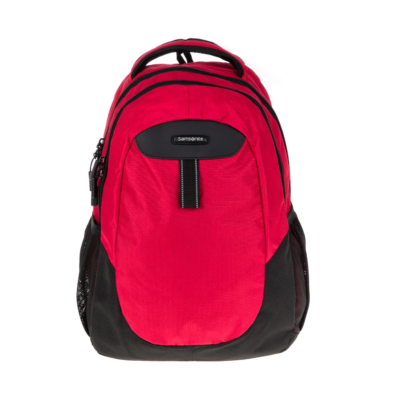 SAMSONITE - Τσάντα πλάτης WANDERPACKS BACKP S κόκκινη γυναικεία αξεσουάρ τσάντες σακίδια πλάτης