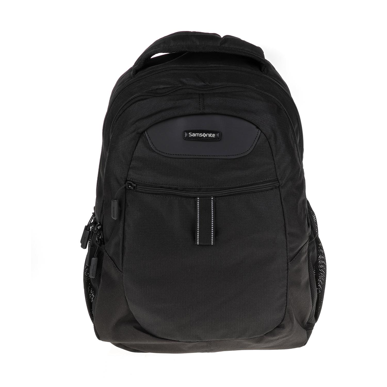 SAMSONITE - Τσάντα πλάτης WANDERPACKS BACKPACK M μαύρη γυναικεία αξεσουάρ τσάντες σακίδια πλάτης