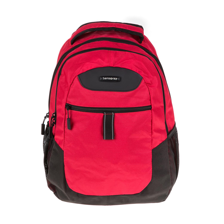 SAMSONITE - Τσάντα πλάτης WANDERPACKS M κόκκινη γυναικεία αξεσουάρ τσάντες σακίδια πλάτης