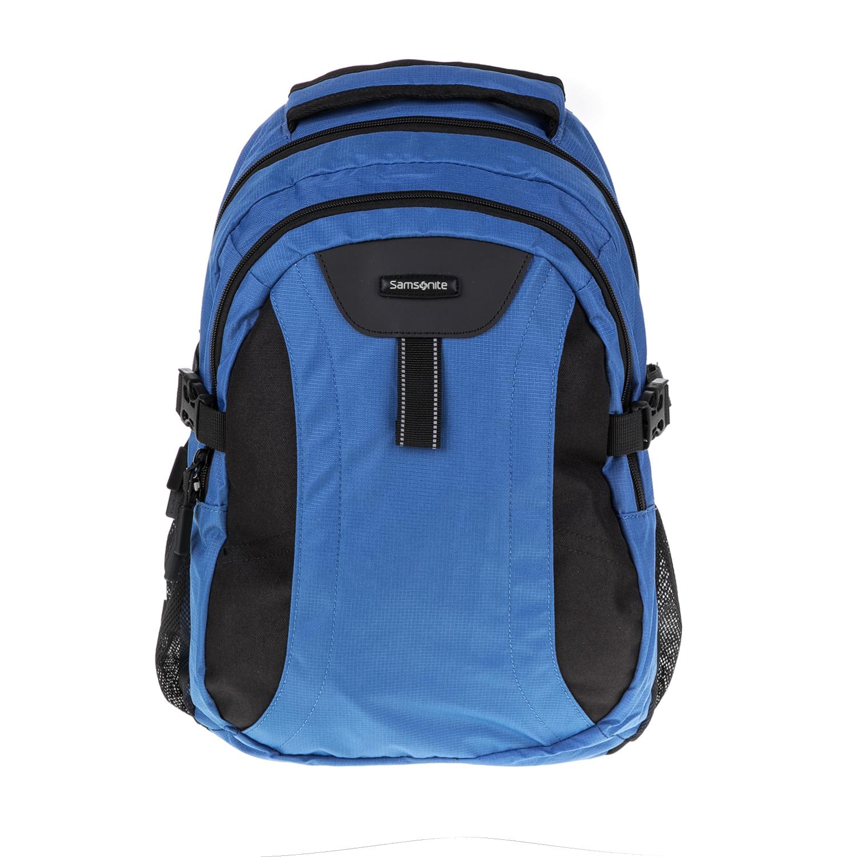 SAMSONITE - Τσάντα πλάτης WANDERPACKS LAP μπλε γυναικεία αξεσουάρ τσάντες σακίδια πλάτης