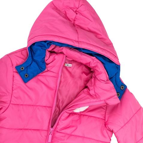 386e535e64d Παιδικό μπουφάν BODYTALK ροζ (1626088.0-p900) | Factory Outlet