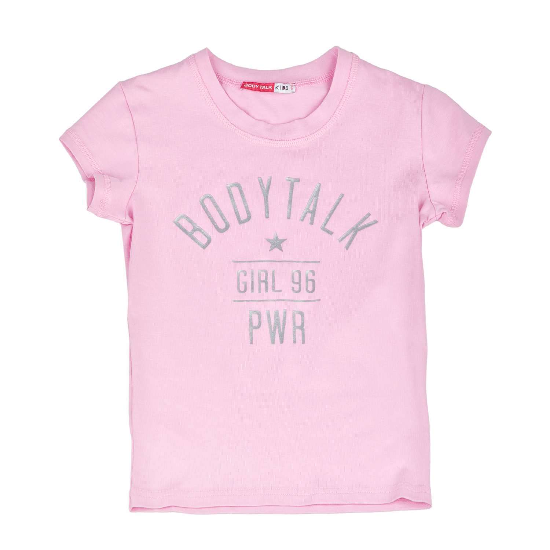 25880d4cd7d Παιδικά > Κορίτσια > Μπλούζες / Παιδική Μπλούζα Εβίτα 186118 Ροζ ...
