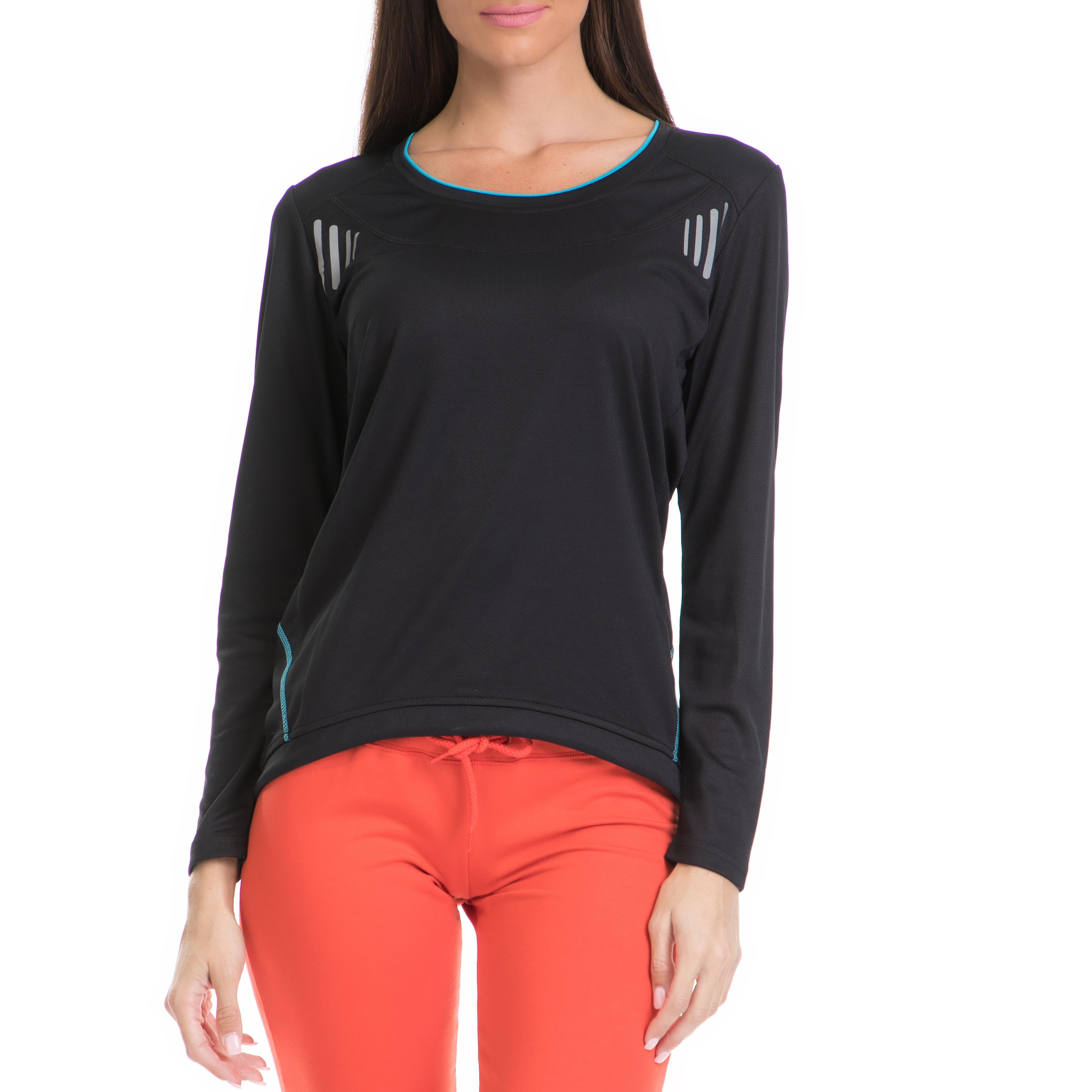 d53fdef54c11 BODYTALK - Γυναικεία μπλούζα BODYTALK μαύρη
