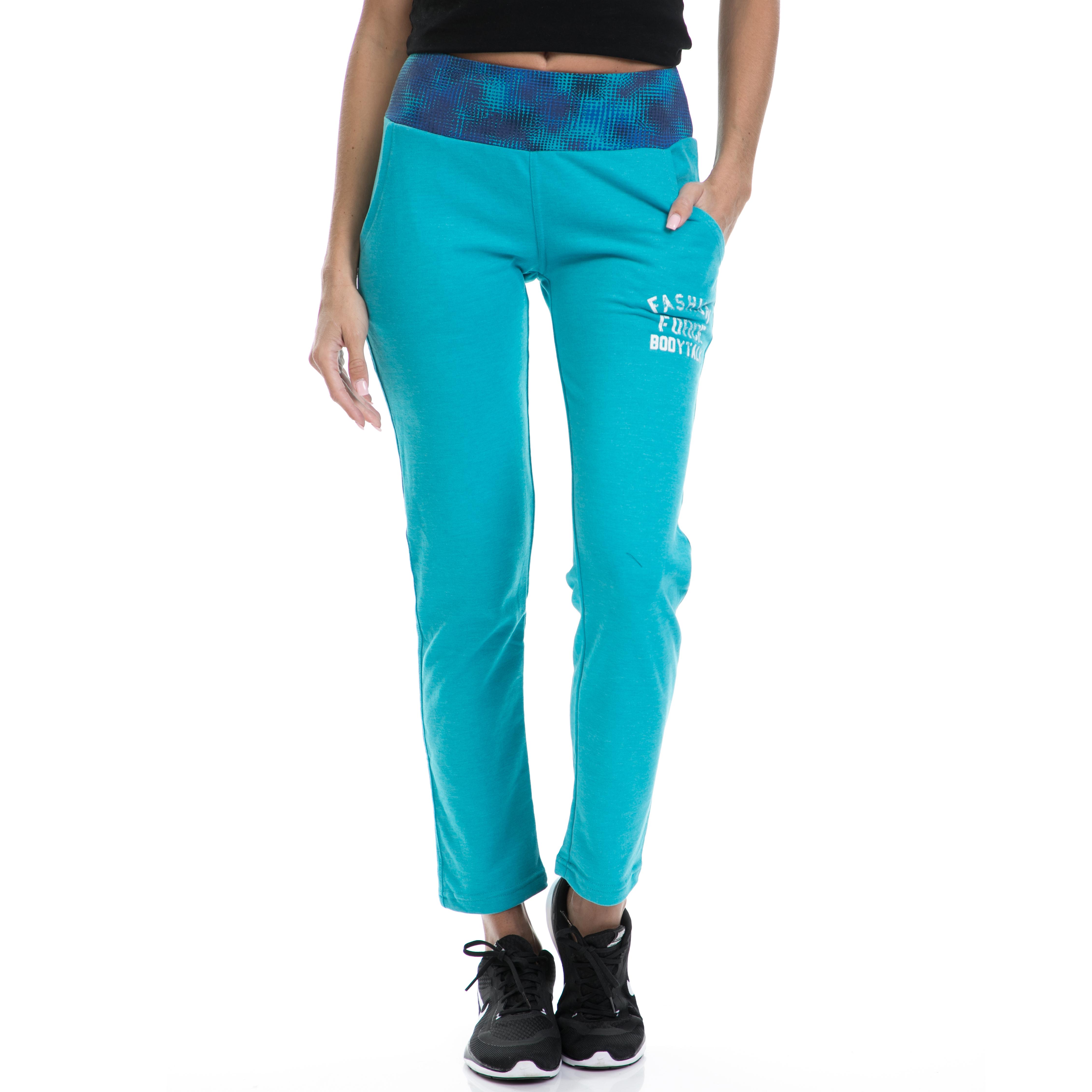 BODYTALK - Γυναικεία φόρμα BODYTALK μπλε γυναικεία ρούχα αθλητικά φόρμες