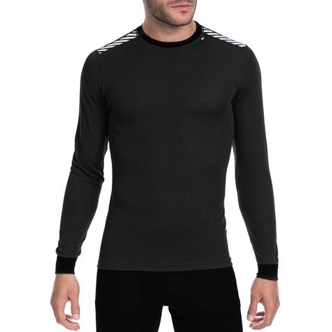 HELLY HANSEN-Ανδρική μπλούζα COMFORT LIGHT μαύρη