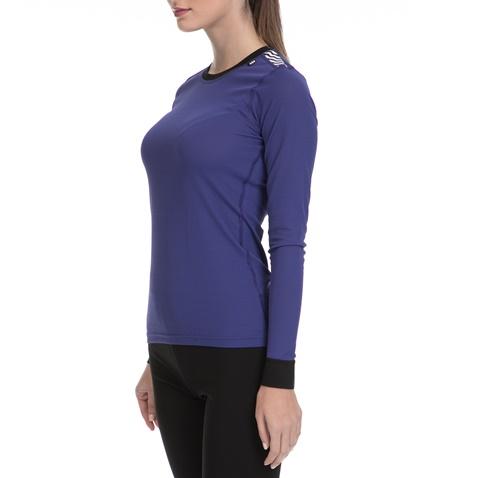 Γυναικεία ισοθερμική μπλούζα HELLY HANSEN μοβ (1627162.0-d3d1 ... 38b5006ec6c