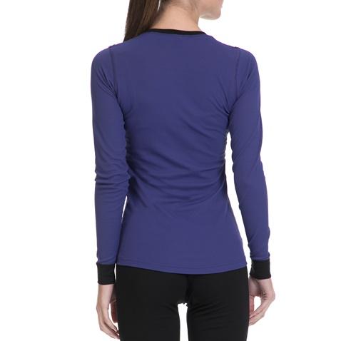 c374ce98f95f Γυναικεία ισοθερμική μπλούζα HELLY HANSEN μοβ (1627162.0-d3d1 ...