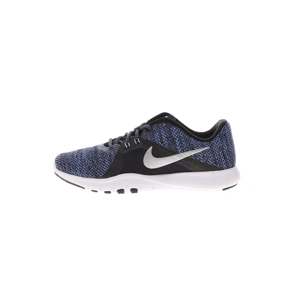 NIKE – Γυναικεία παπούτσια training NIKE FLEX TRAINER 8 PRM μπλε μαύρα