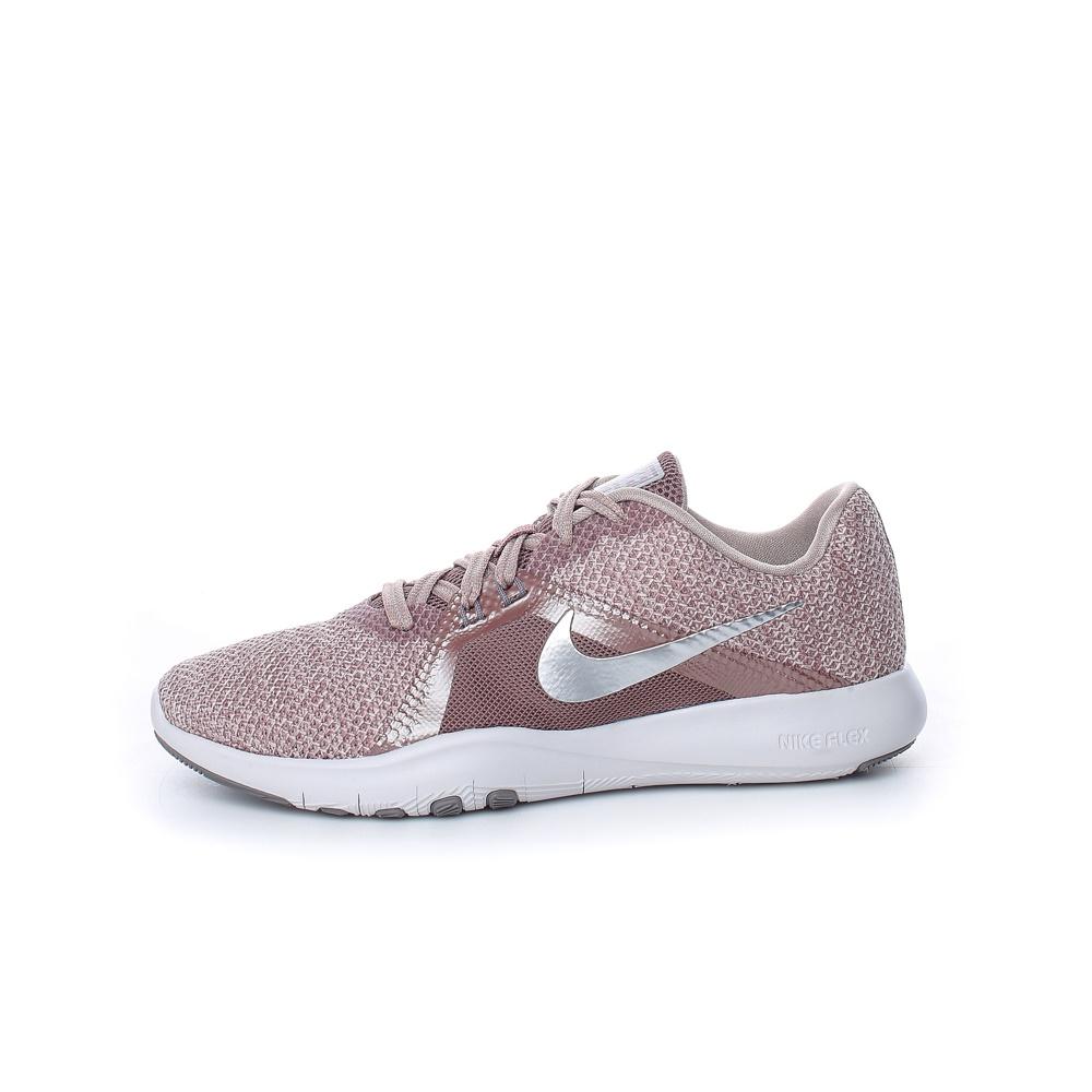 NIKE - Γυναικεία παπούτσια προπόνησης NIKE FLEX TRAINER 8 PRM καφέ γυναικεία παπούτσια αθλητικά training