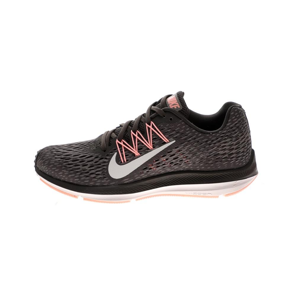 NIKE – Γυναικεία παπούτσια running NIKE ZOOM WINFLO 5 ανθρακί ροζ